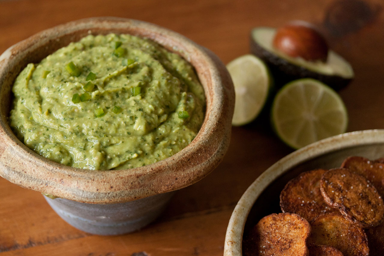 Guacamole…go ahead, you've earned it