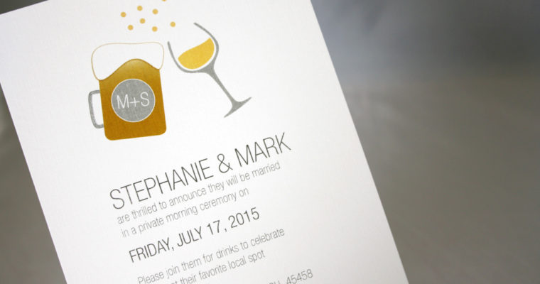 Stephanie + Mark